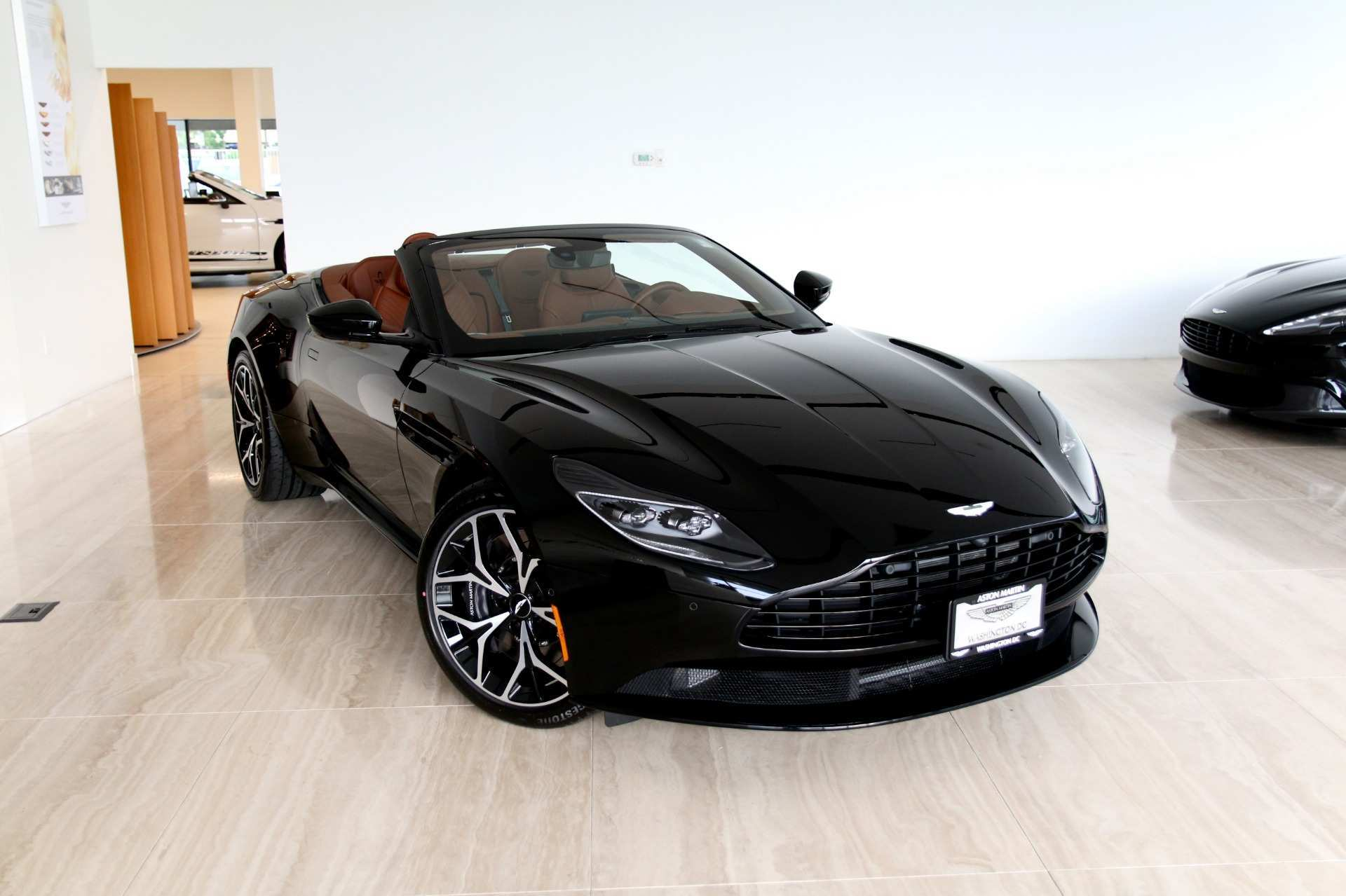 69 All New 2019 Aston Martin Db11 Volante Review by 2019 Aston Martin Db11 Volante