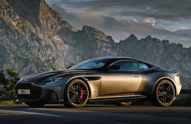 69 All New 2019 Aston Martin Db9 Spesification by 2019 Aston Martin Db9