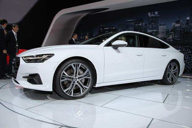 69 All New 2019 Audi A7 Frankfurt Auto Show Style with 2019 Audi A7 Frankfurt Auto Show