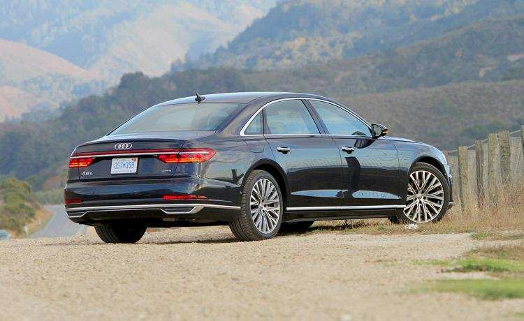 69 All New 2019 Audi A8 Debut First Drive with 2019 Audi A8 Debut