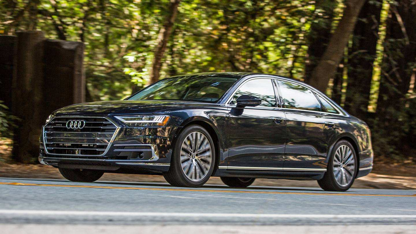 69 All New 2019 Audi A8 Features Spesification for 2019 Audi A8 Features