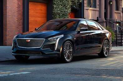 69 All New 2019 Cadillac Ct4 Review with 2019 Cadillac Ct4