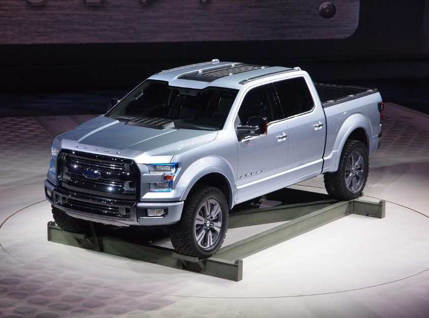 69 All New 2019 Ford Atlas Overview by 2019 Ford Atlas