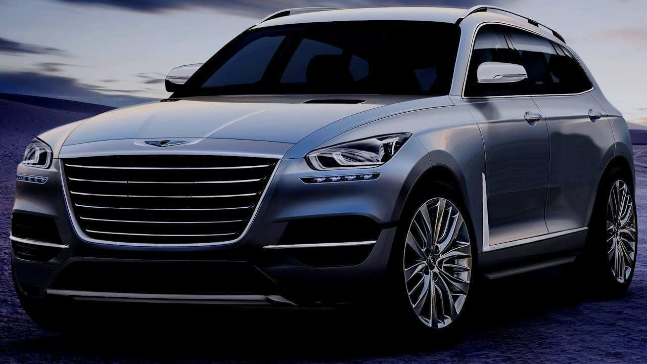 69 All New 2019 Genesis Gv80 Redesign with 2019 Genesis Gv80