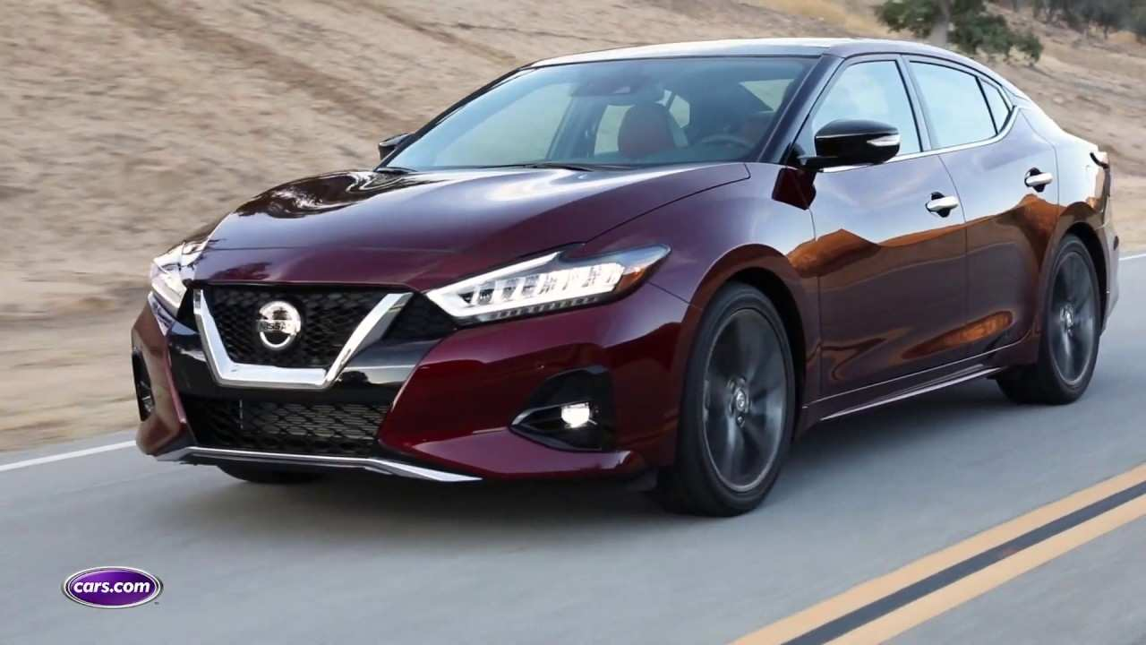 69 All New 2019 Nissan Maxima Release by 2019 Nissan Maxima