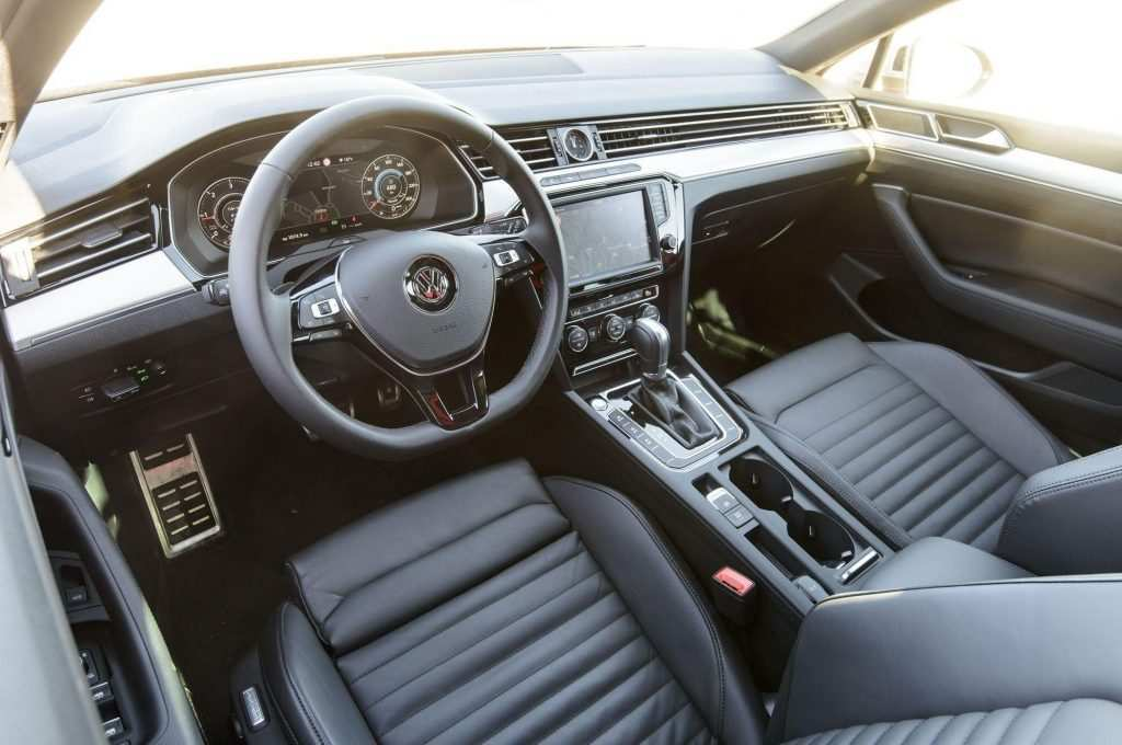 69 All New 2019 Volkswagen Passat Interior Redesign with 2019 Volkswagen Passat Interior