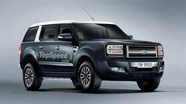 69 All New 2020 Ford Bronco Hp Performance and New Engine by 2020 Ford Bronco Hp