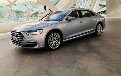 69 All New Audi A8 2019 Picture with Audi A8 2019