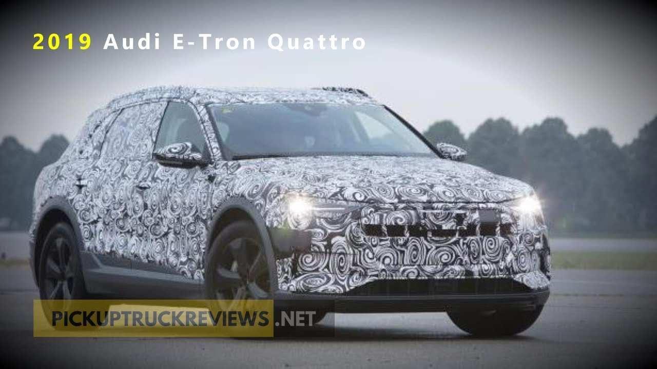 69 Best Review 2019 Audi E Tron Quattro Release Date Ratings with 2019 Audi E Tron Quattro Release Date