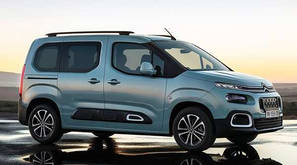 69 Best Review 2019 Citroen Berlingo 2 Overview with 2019 Citroen Berlingo 2