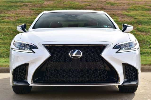 69 Best Review 2019 Lexus Ls Price Interior for 2019 Lexus Ls Price