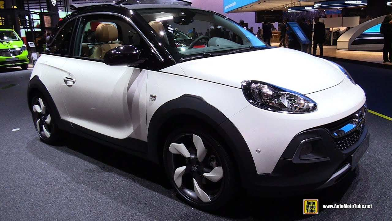 69 Best Review 2019 Opel Adam X Concept for 2019 Opel Adam X