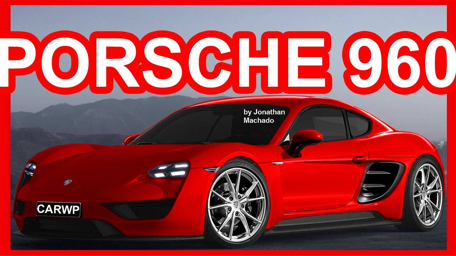 69 Best Review 2019 Porsche Supercar Engine by 2019 Porsche Supercar