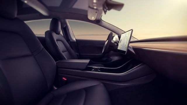 69 Best Review 2019 Tesla Interior First Drive with 2019 Tesla Interior