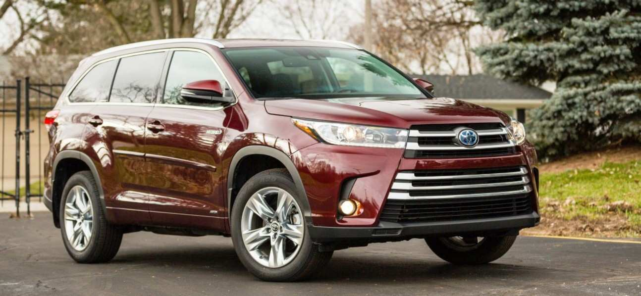 69 Best Review 2020 Toyota Highlander Concept New Concept with 2020 Toyota Highlander Concept