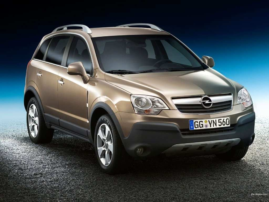 69 Best Review Opel Antara 2019 Photos for Opel Antara 2019