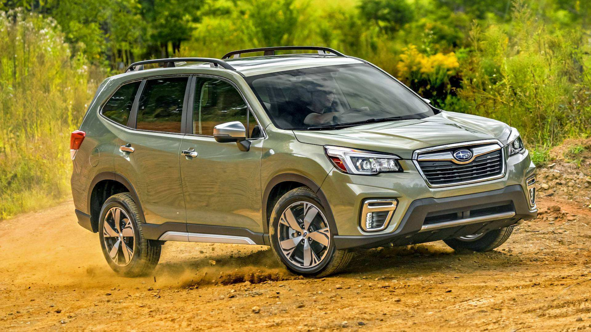 69 Best Review The 2019 Subaru Forester First Drive for The 2019 Subaru Forester