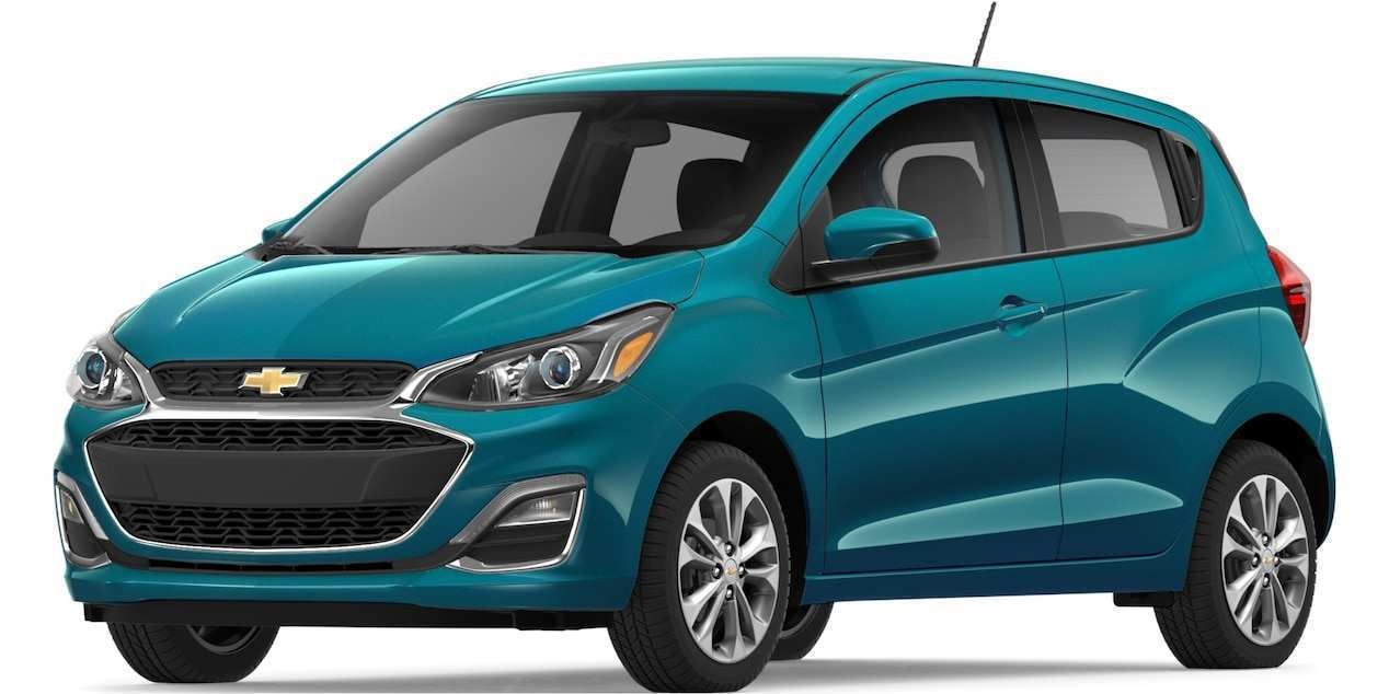 69 Concept of 2019 Chevrolet Spark Concept by 2019 Chevrolet Spark