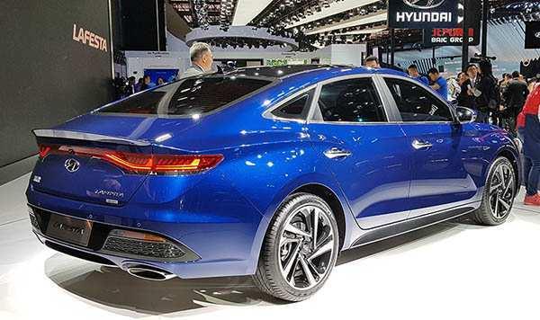 69 Concept of 2019 Hyundai Lafesta History for 2019 Hyundai Lafesta