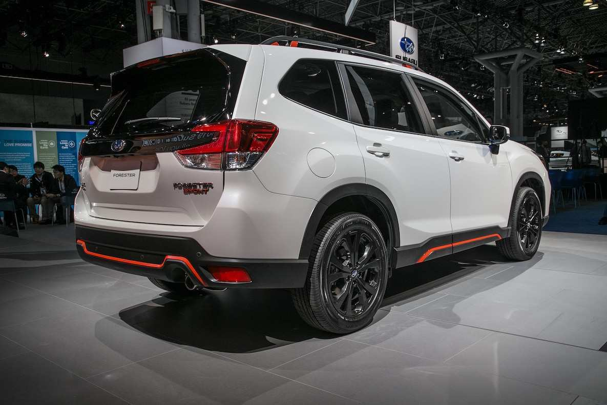 69 Concept of 2019 Subaru Forester Design Ratings for 2019 Subaru Forester Design