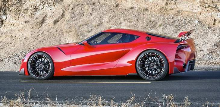 69 Concept of 2019 Toyota Ft 1 Release by 2019 Toyota Ft 1