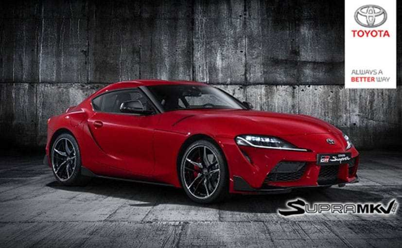 69 Concept of 2019 Toyota Supra Estimated Price Exterior and Interior for 2019 Toyota Supra Estimated Price