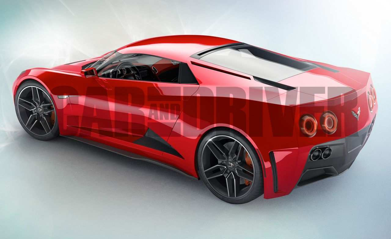 69 Concept of 2020 Chevrolet Corvette Z06 Overview by 2020 Chevrolet Corvette Z06