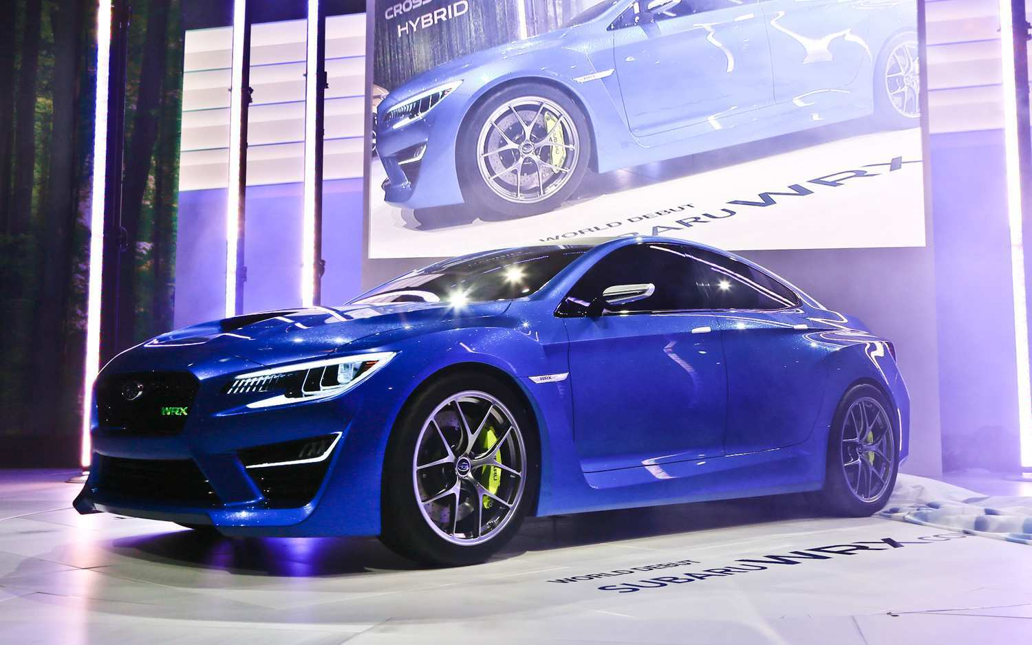 93 Concept Of 2020 Subaru Wrx Sti Hatchback Pictures Car