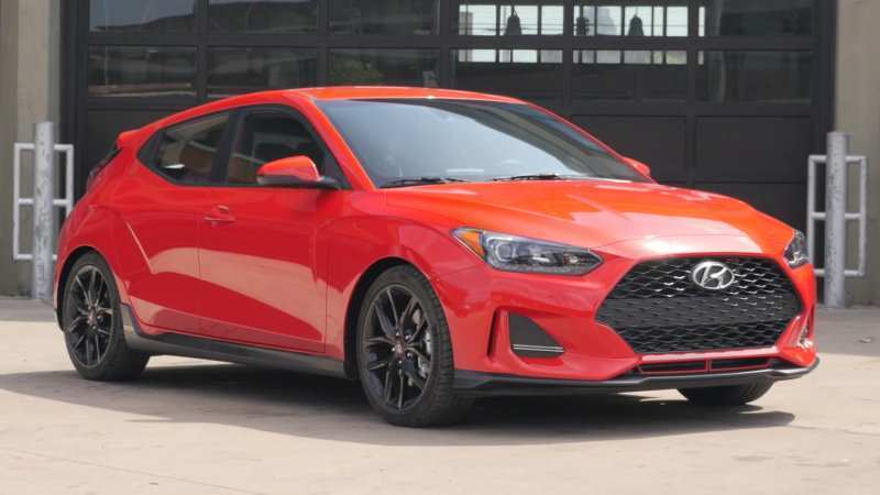 69 Gallery of 2019 Hyundai Veloster Turbo Review Performance and New Engine by 2019 Hyundai Veloster Turbo Review