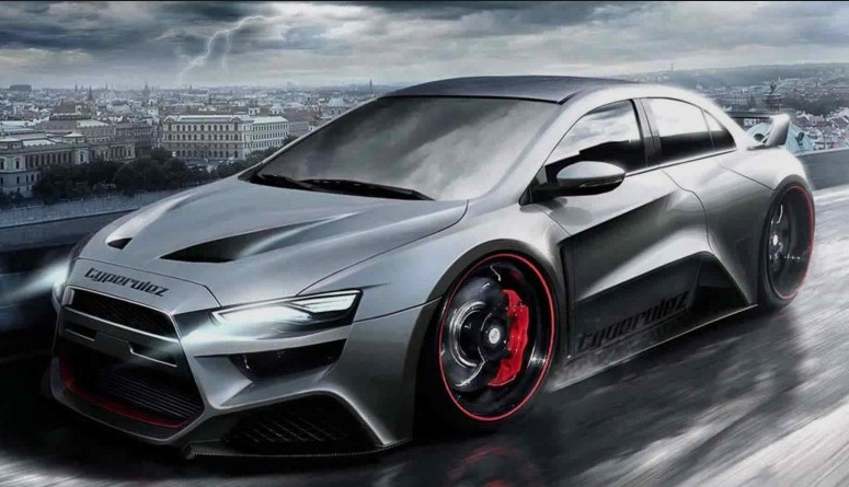 69 Gallery of 2019 Mitsubishi Lancer Redesign and Concept with 2019 Mitsubishi Lancer