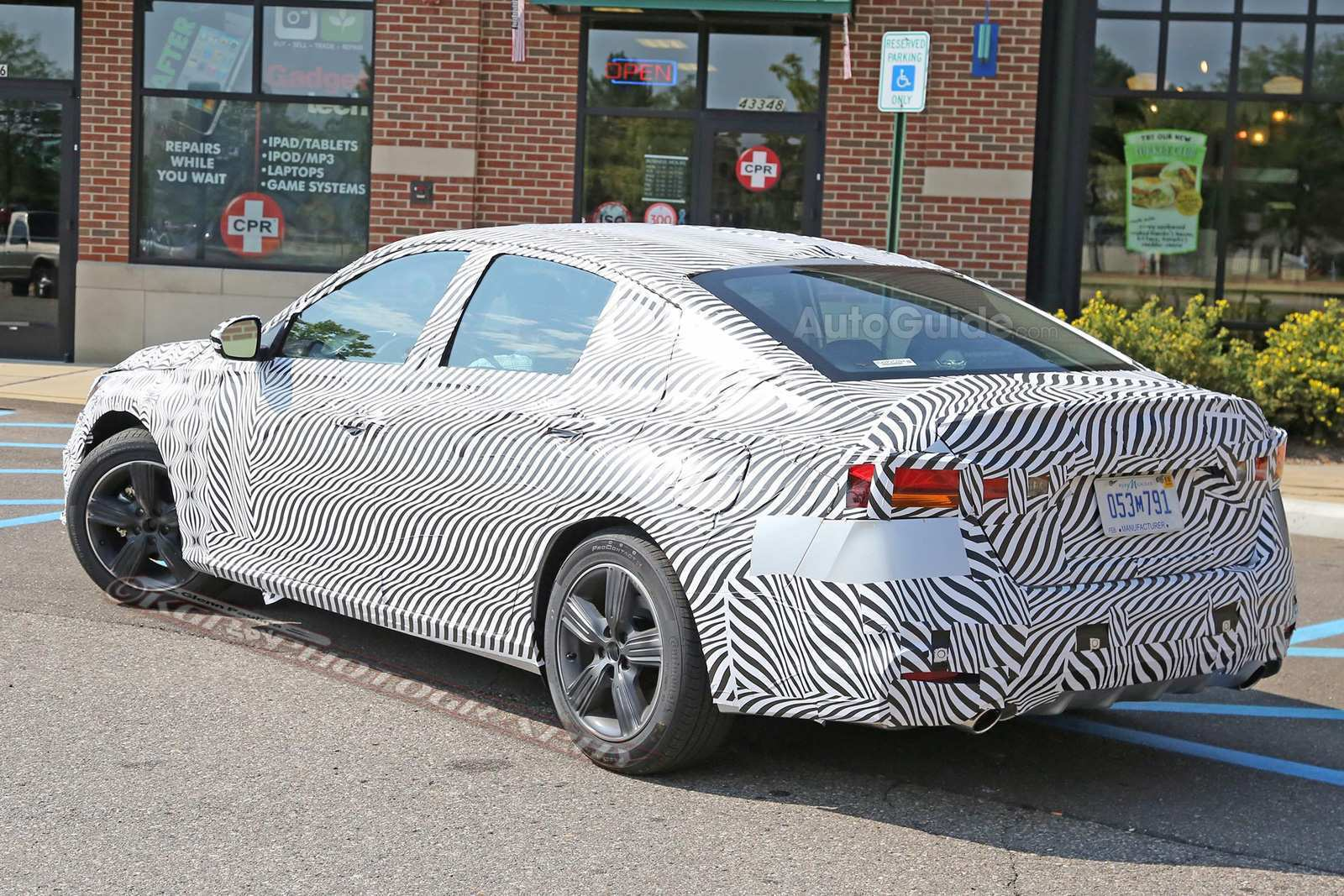 69 Gallery of 2019 Nissan Altima Spy Shots Review with 2019 Nissan Altima Spy Shots