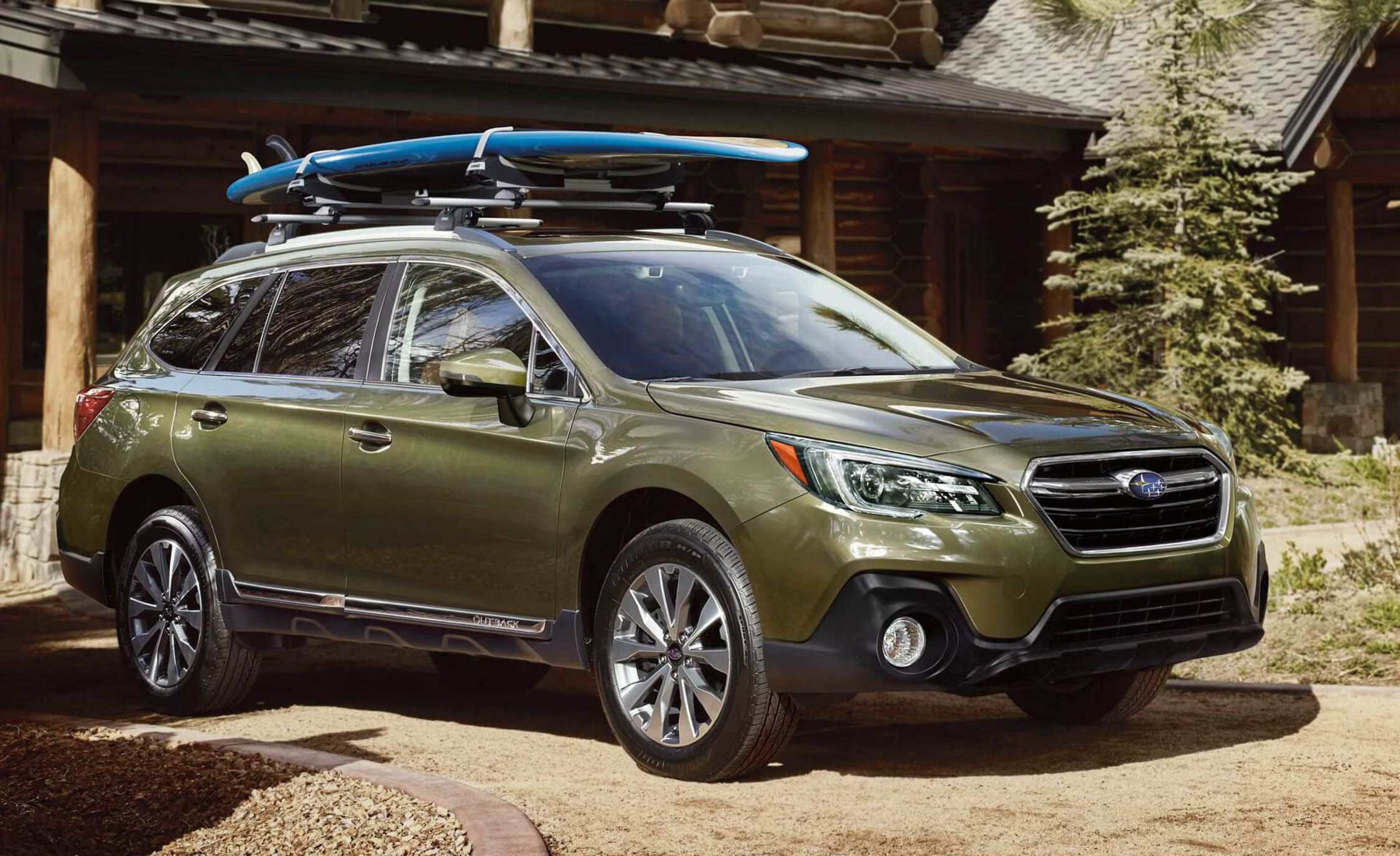 69 Gallery of 2019 Subaru Outback Redesign Review by 2019 Subaru Outback Redesign