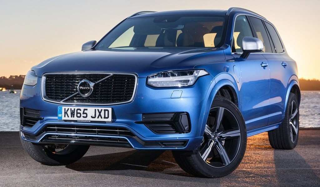 69 Gallery of 2019 Volvo Xc90 Release Date Model for 2019 Volvo Xc90 Release Date