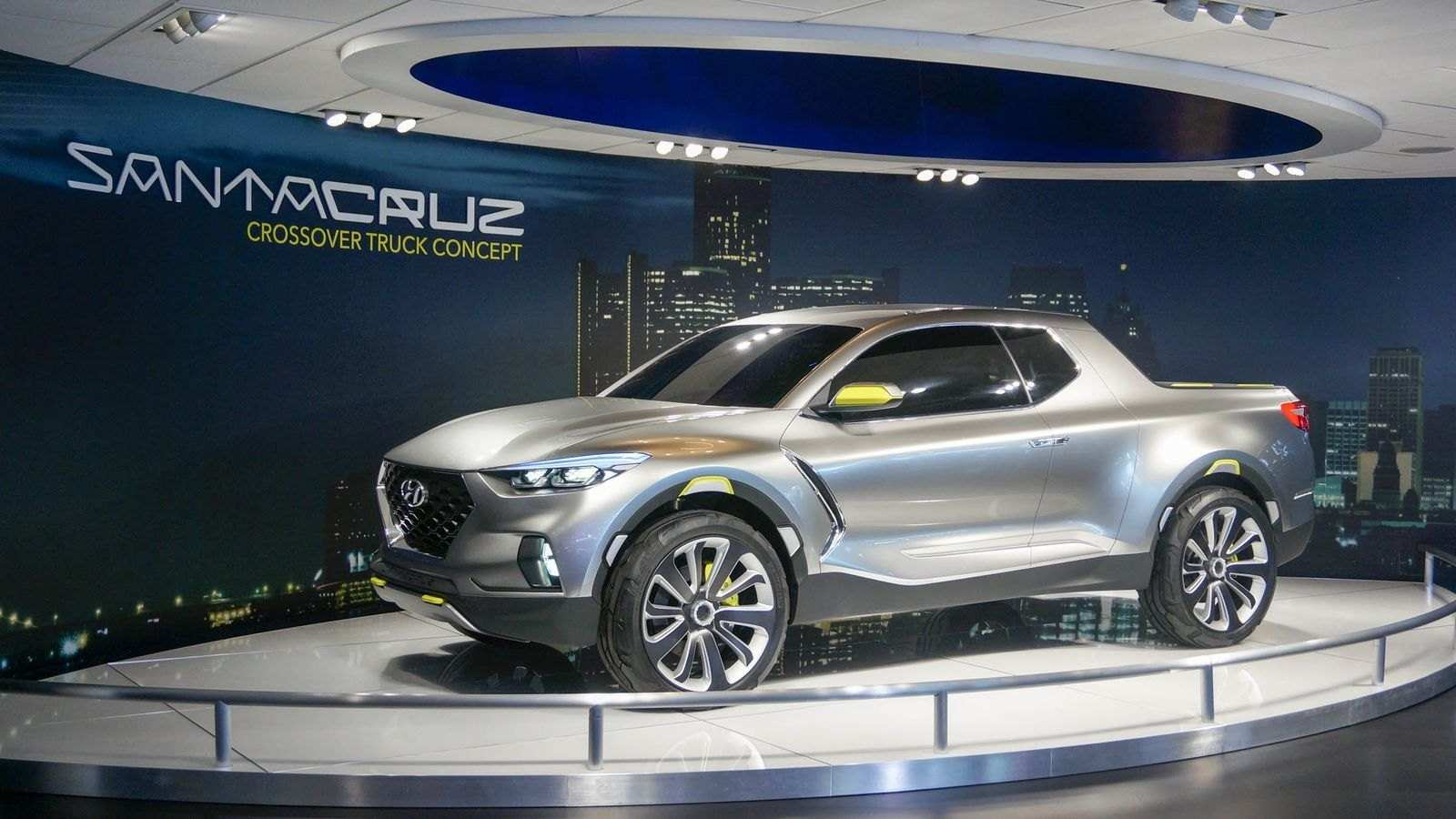 69 Gallery of 2020 Hyundai Pickup Concept by 2020 Hyundai Pickup