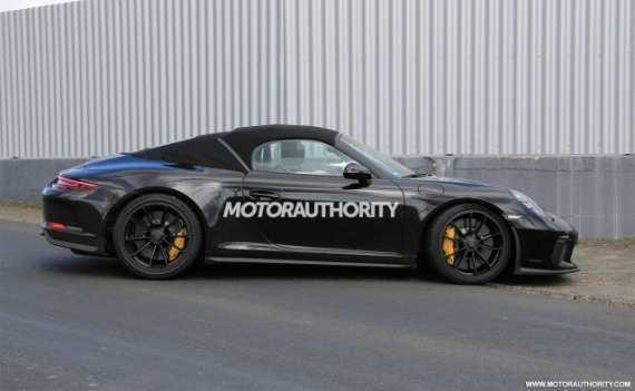 69 Gallery of 2020 Porsche Speedster Release Date by 2020 Porsche Speedster