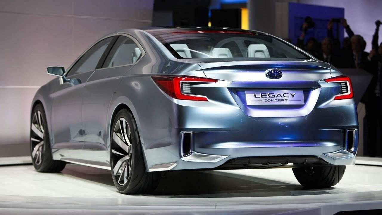 69 Gallery of 2020 Subaru Legacy Redesign Overview for 2020 Subaru Legacy Redesign