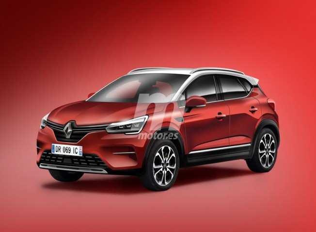 69 Gallery of Renault Captur 2020 Overview for Renault Captur 2020