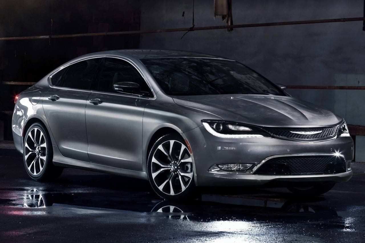 69 Great 2019 Chrysler 200 Redesign and Concept for 2019 Chrysler 200