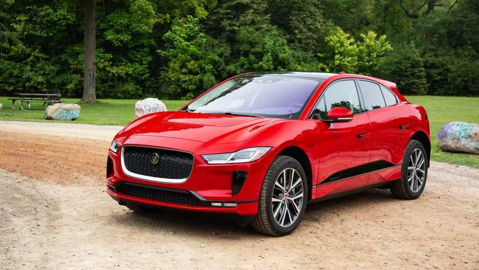 69 Great 2019 Jaguar I Pace Electric Spy Shoot with 2019 Jaguar I Pace Electric