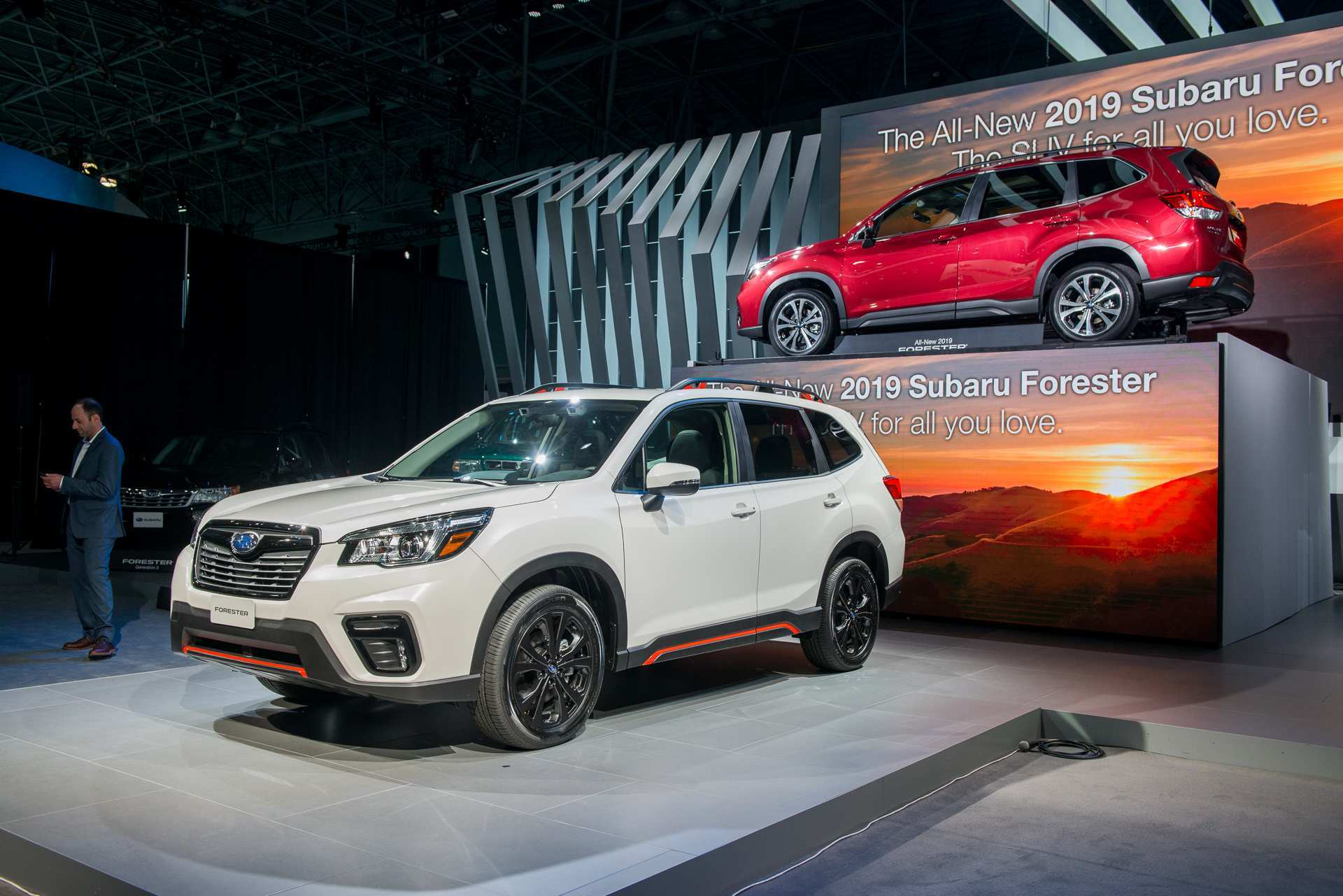 69 Great 2019 Subaru Forester Debut Concept by 2019 Subaru Forester Debut