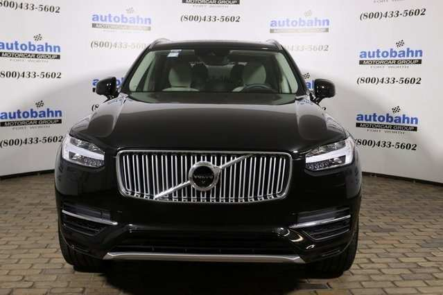 69 Great 2019 Volvo Xc90 T8 Speed Test for 2019 Volvo Xc90 T8