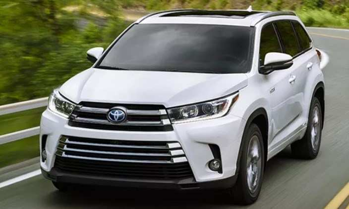 69 Great 2020 Toyota Highlander Hybrid Engine with 2020 Toyota Highlander Hybrid