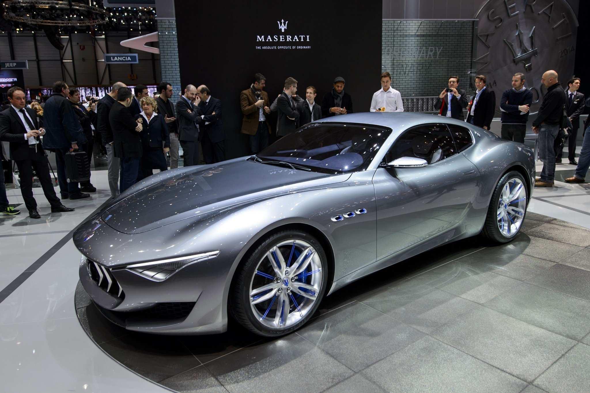 69 Great Maserati Elettrica 2020 Exterior with Maserati Elettrica 2020