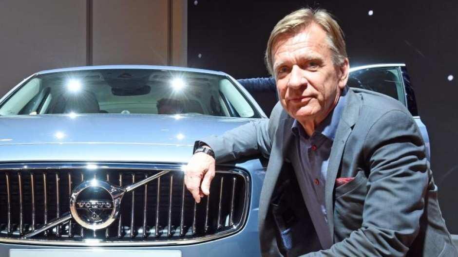 69 Great Volvo 2019 Nur Noch Elektro Release Date for Volvo 2019 Nur Noch Elektro