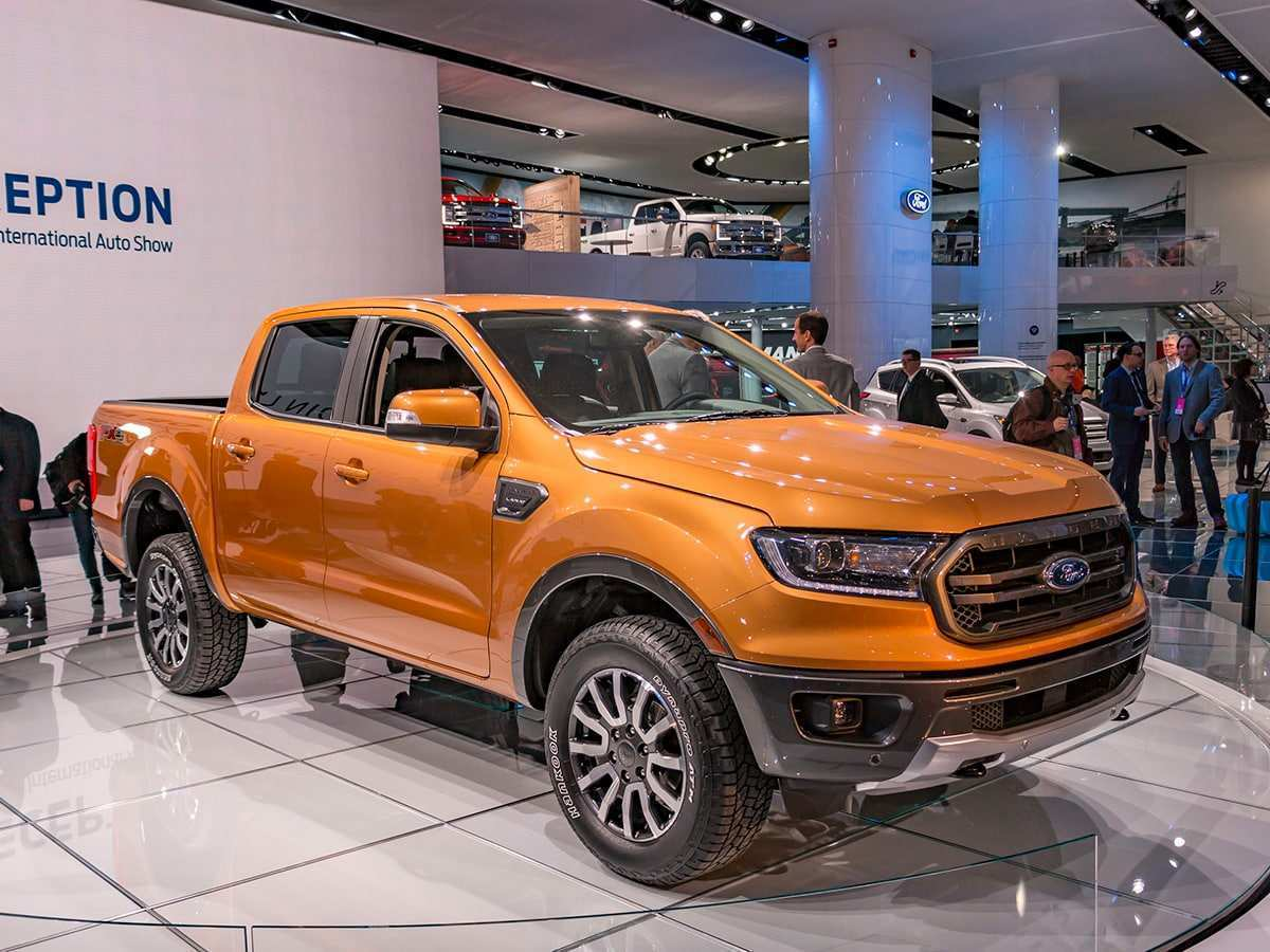 69 New 2019 Ford Ranger Aluminum Review with 2019 Ford Ranger Aluminum