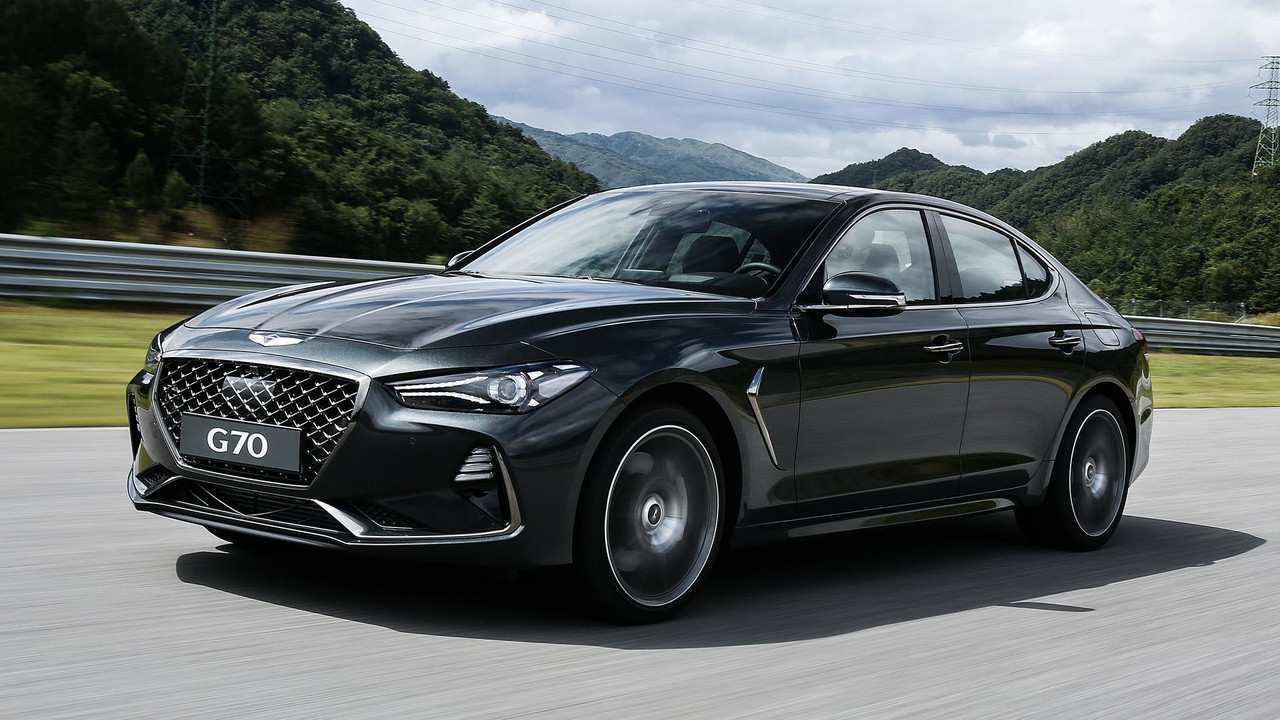 69 New 2019 Genesis G70 Review First Drive for 2019 Genesis G70 Review