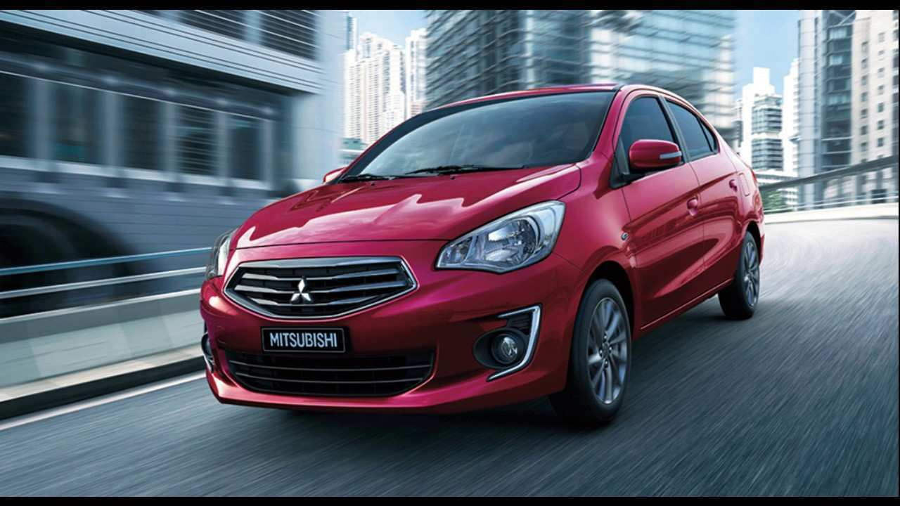 69 New 2019 Mitsubishi Mirage Review Images by 2019 Mitsubishi Mirage Review
