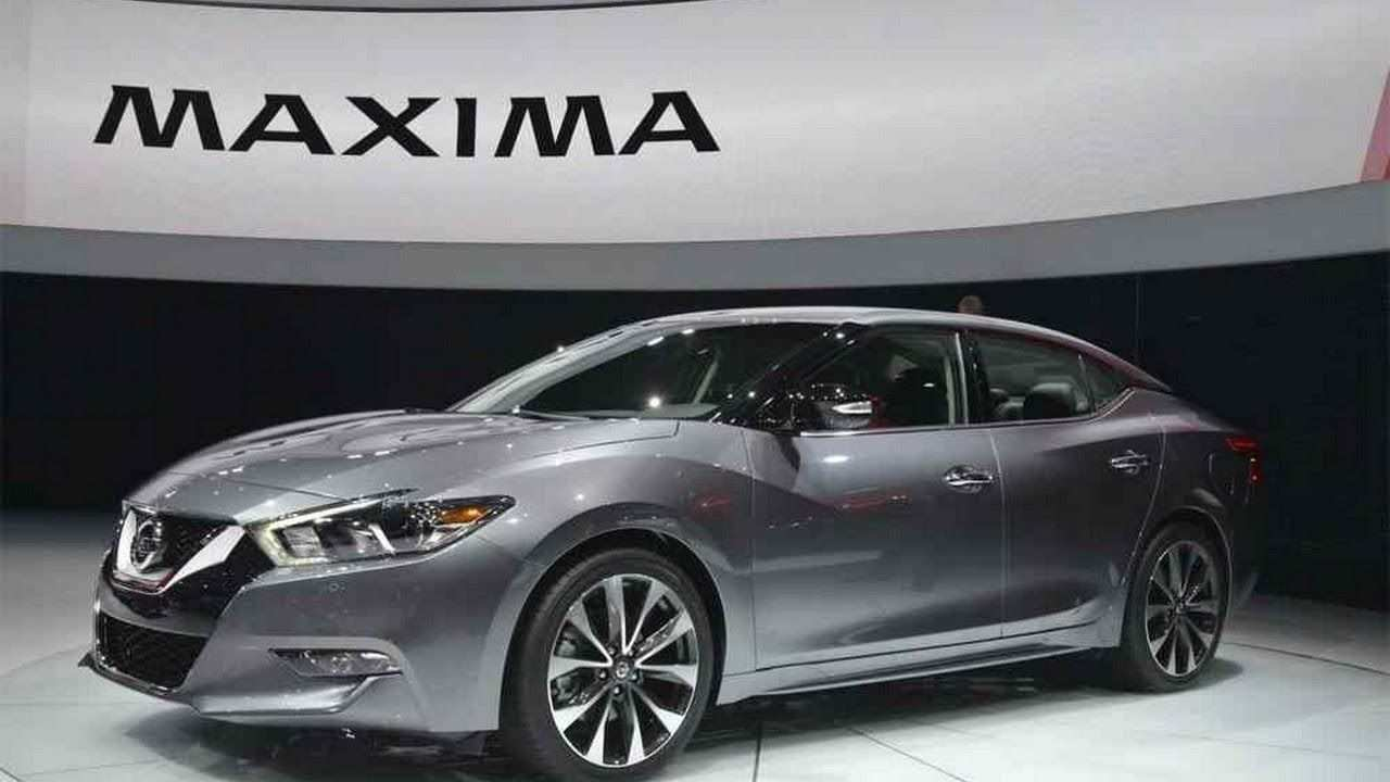 69 New 2019 Nissan Maxima Redesign with 2019 Nissan Maxima