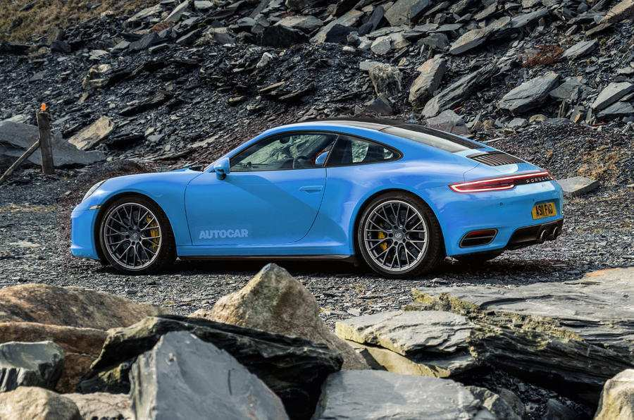 69 New 2019 Porsche Gts Performance for 2019 Porsche Gts