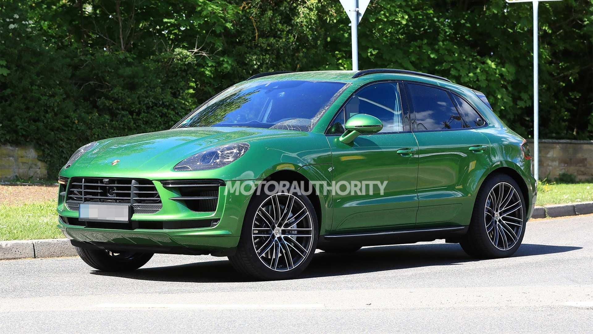 69 New 2019 Porsche Macan Release Date Specs by 2019 Porsche Macan Release Date